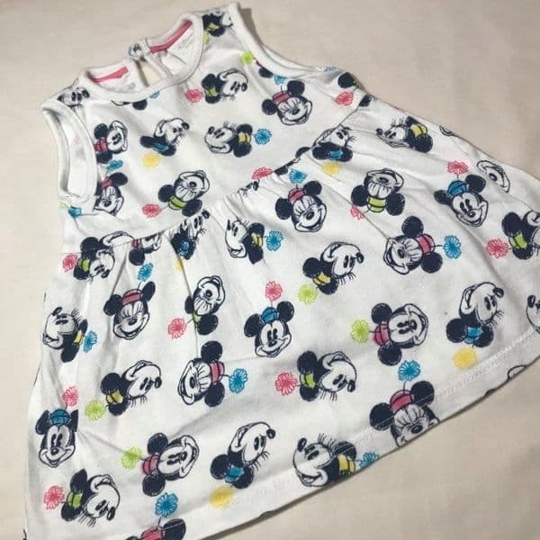 3-6 Month Minnie Mouse Dress