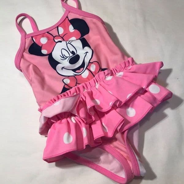3-6 Month Minnie Mouse Swimsuit