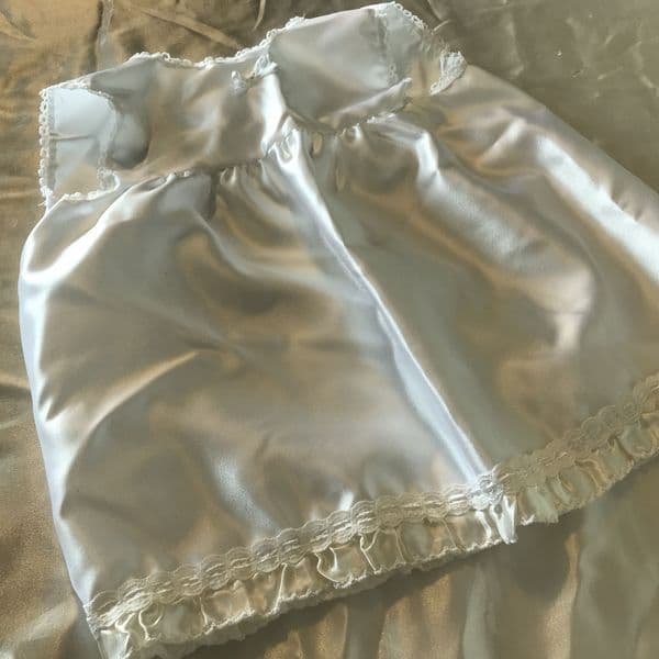 30-3 Month Satin Dress and Pants