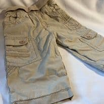 6-9 Month Sand Trousers