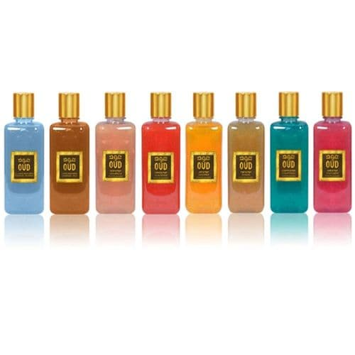 8 Scents Oud Shower Gel Collection
