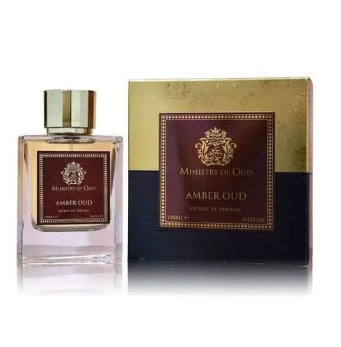 Amber Oud (Ministry of Oud) 100ml