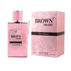 Brown Orchid Rose Edtition Edp