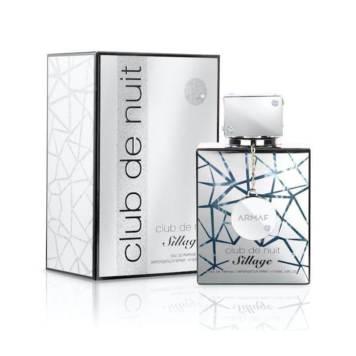 Club De Nuit Sillage edp  spray 105ml🌹