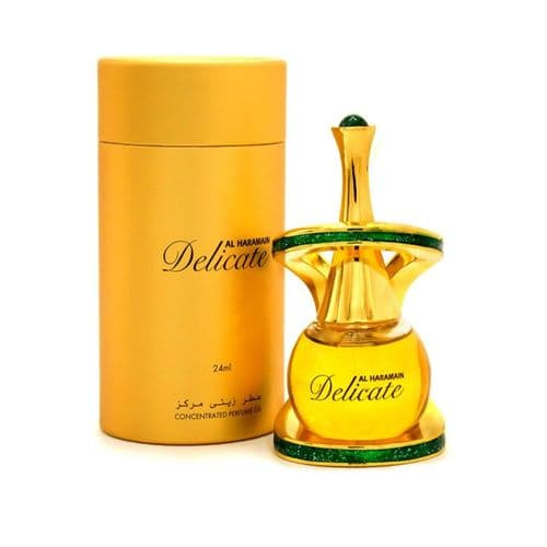 Delicate Concentrated Oil/Ittar 24ml