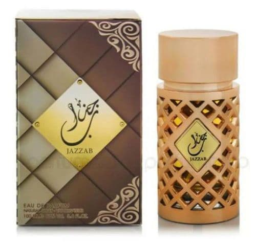 Jazzab Gold  Edp spray 100ml🌹