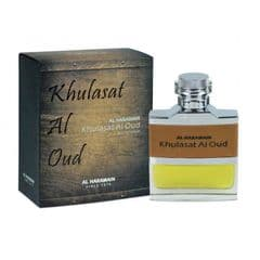 Khulasat al Oud edp spray 100ml