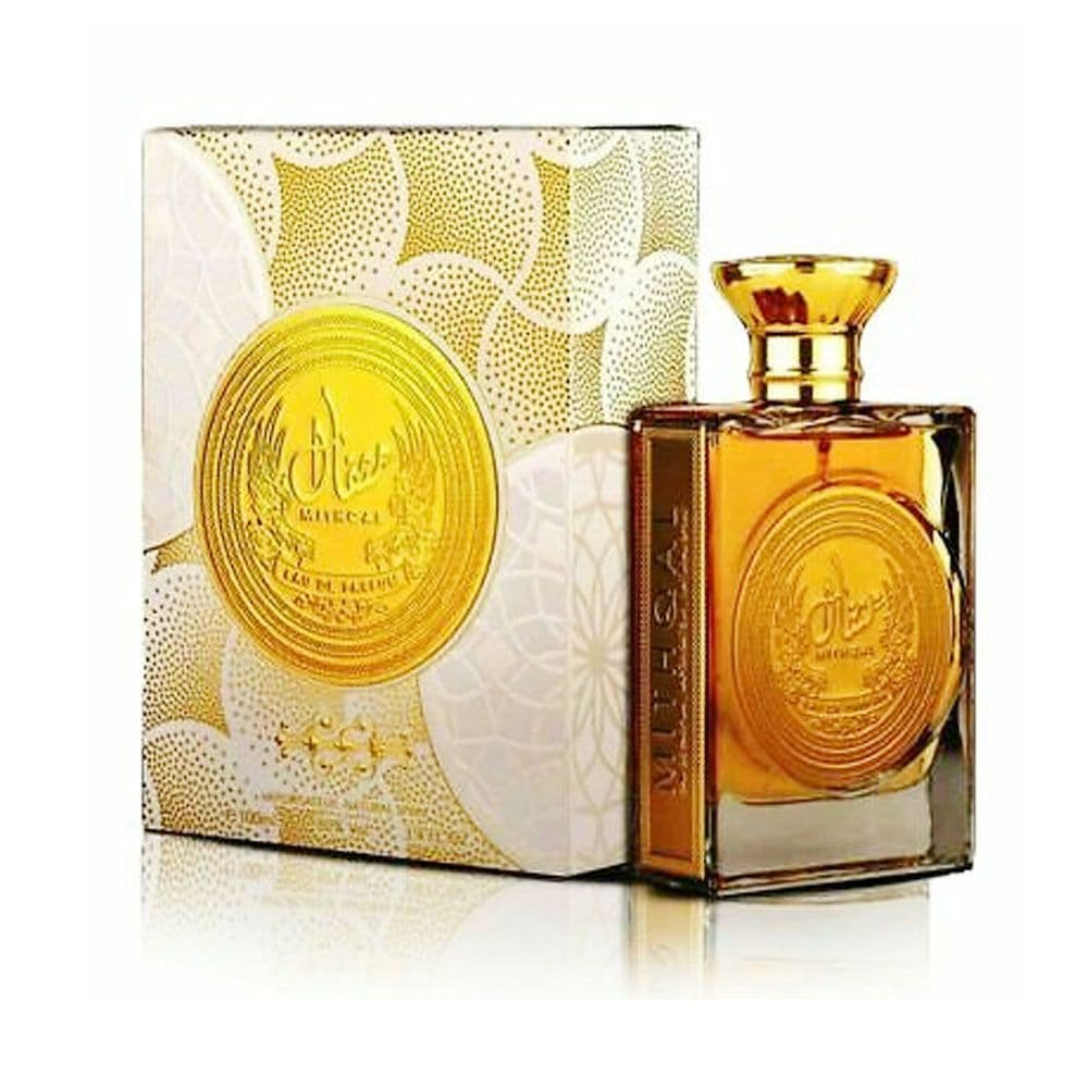 Mithqal edp perfume spray 100ml