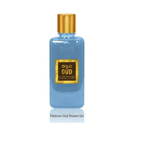 Platinum Oud Shower Gel 300ml