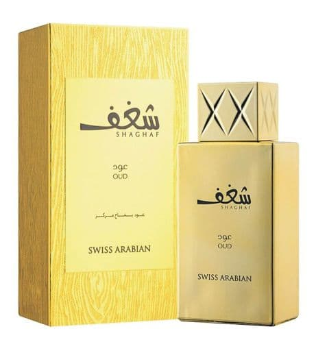 Shaghaf Oud Gold 75ml Edp Spray