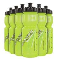 BIDON WATERBOTTLES 6 pcs Lime