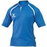 Gilbert Rugby Shirt Xact II Light Sky