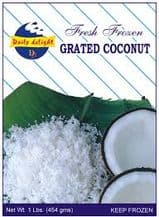 Grated Coconut Frozen-Daily Delight