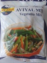 Avial Mix vegetable mix Daily Delight