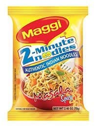 Maggi 2 Minutes Noodles 4 for £1