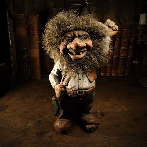 'Wolfie' the Ny Form Troll No 106