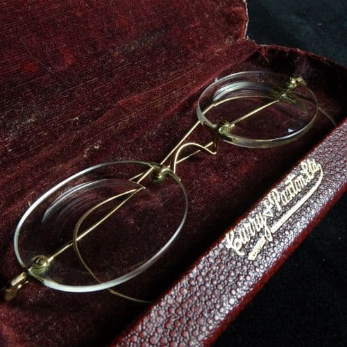 Melson Wingate Spectacles in Case - Curry and Paxton Ltd
