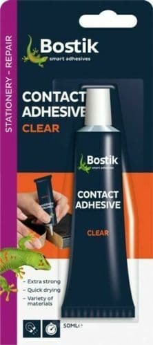 Bostik Contact Adhesive 50ml Tube