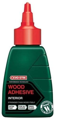 Evo Stik Wood Adhesive Resin W - 250ml Interior