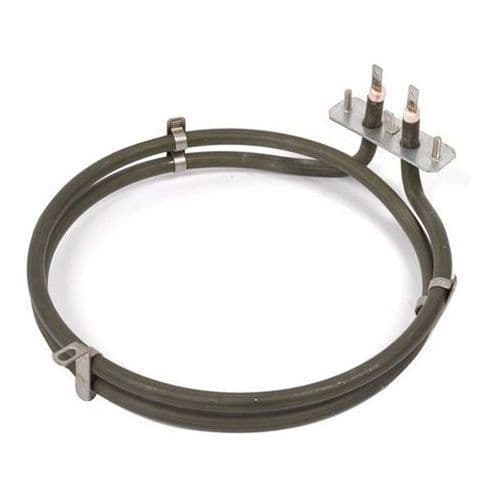 Fan Oven Element 2 turn 2000watt to fit Belling, Proline, Servis, Stoves Cookers