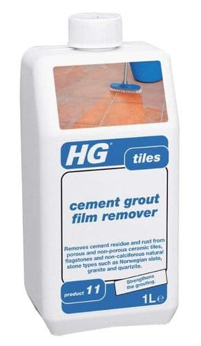 HG Cement Grout Film Remover Product 11 1 Litre