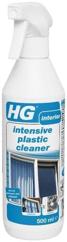HG Intensive Plastic Cleaner 500ml