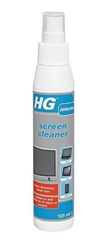 HG Screen Cleaner 125ml spray