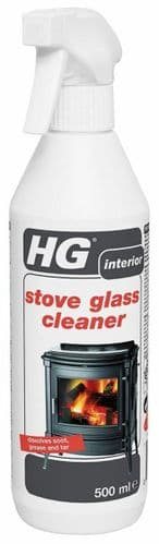 HG Stove Glass Cleaner 500ml 431050106