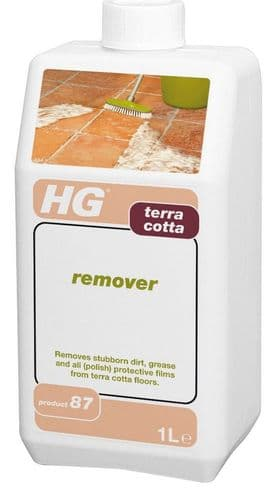HG Terra Cotta Dirt & Grease Remover 1 Litre Product 87