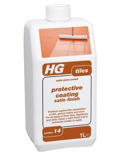 HG Tile Protective Coating Satin Finish 1 litre Product 14