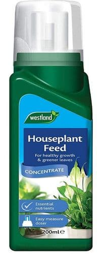 Westland Houseplant Feed Concentrate, 200 ml