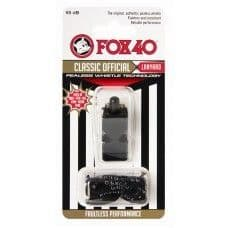 FOX 40 CLASSIC OFFICIAL WHISTLE.