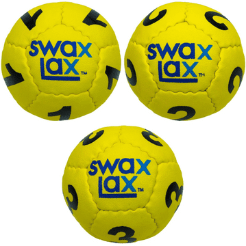 Swax Lax Lacrosse Goalie Training Balls,