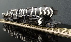 131503 DRB Br42 1486 Winter Camouflage