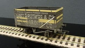 37-185A 7 Plank Coke Wagon (Rails) Cory Brothers & Co