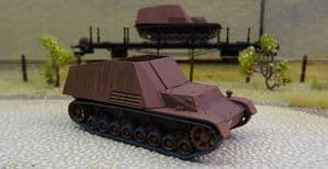 792R1 / HE741002  Hummel Chassis Red Primer