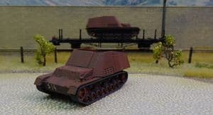 792R2 / HE741002  Hummel Chassis Red Primer