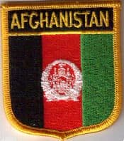Flag Patch - Afghanistan 07