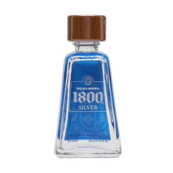 1800 Tequila Reserva Silver 5cl