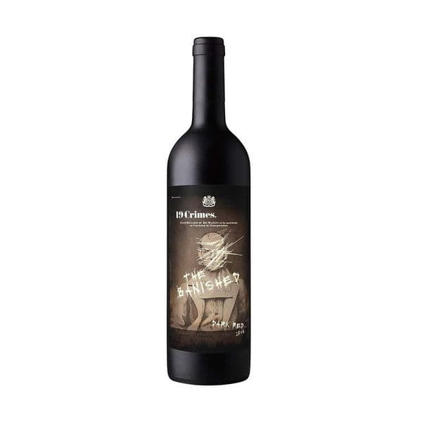 19 Crimes The Banished Dark Red Wine 75cl