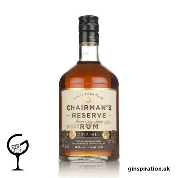 Chairmans Reserve Finest St Lucia Rum 70cl