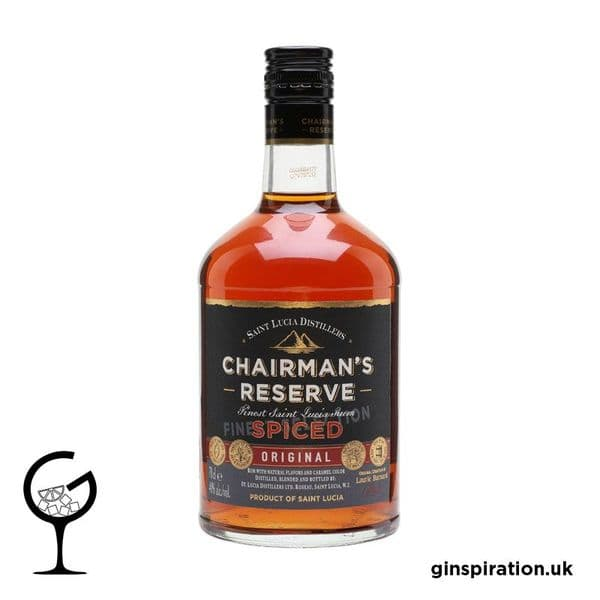 Chairmans Reserve Spiced Rum 70cl