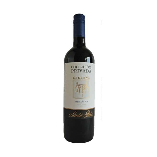 Coleccion Privada Reserva Merlot Wine 75cl