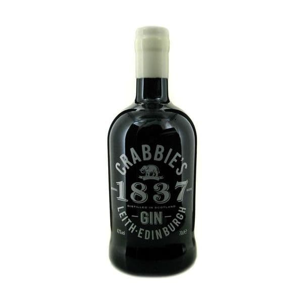 Crabbies 1837 Gin 70cl