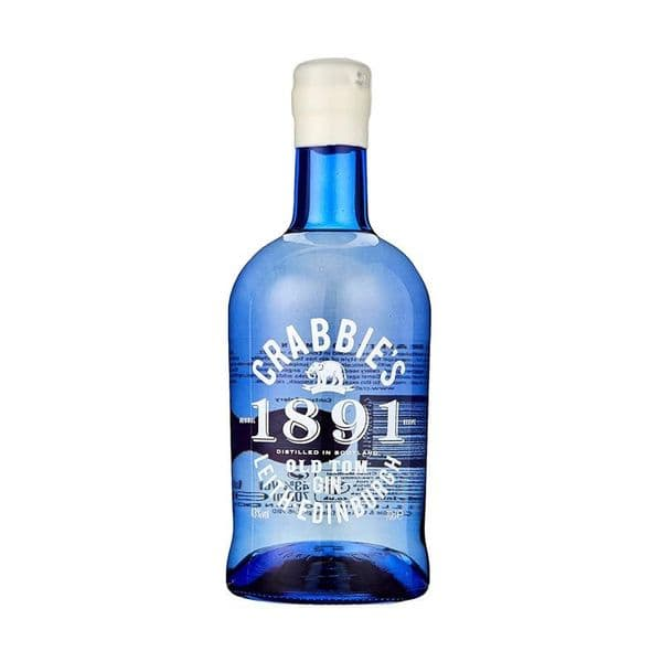 Crabbies 1891 Old Tom Gin 70cl