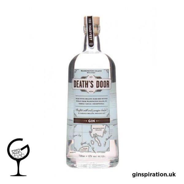 Deaths Door Gin 70cl