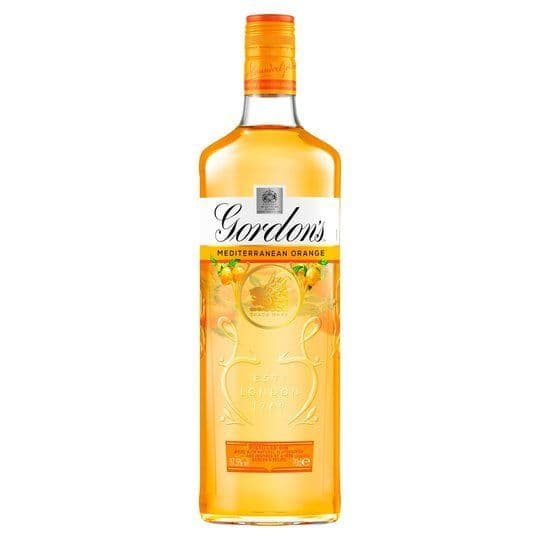 Gordons Mediterranean Orange  Gin 70cl