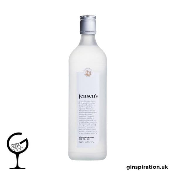 Jensens Old Tom Gin 70cl