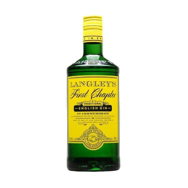 Langleys First Chapter Gin 70cl