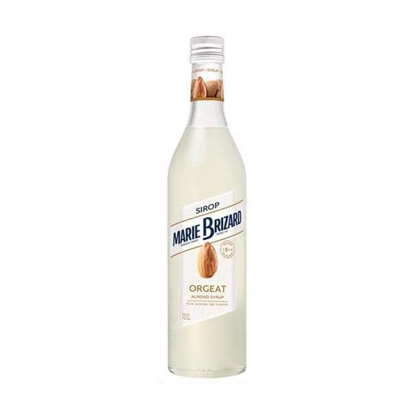 Marie Brizard Almond Syrup 70cl